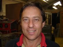 Craig Barthrope of A1 Anodising Ltd